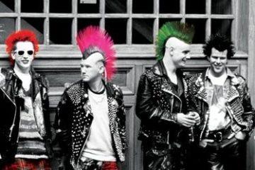 tribu urbana punk