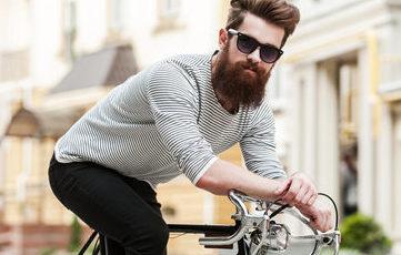 Hipster de ciudad
