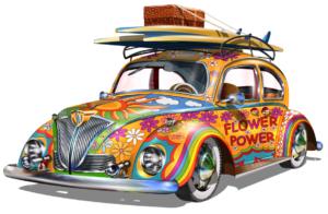 viaje hippies